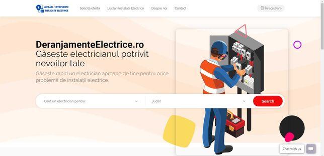 Creare Site de Prezentare, Magazin Online, Blog, Web Design