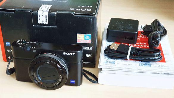 Фотоапарат Sony RX100 IV