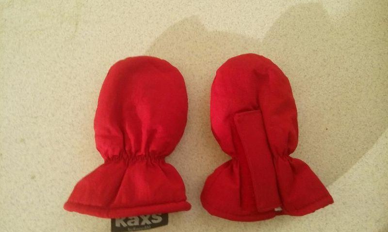 Ръкавици за бебе гр. Балчик - image 1
