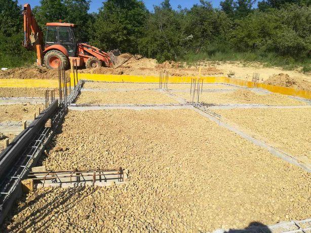 Firma de constructii - prestam lucrari de construcții și finisaje