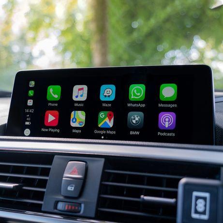Activare Apple CarPlay pt BMW  Seria F, G si I ,G30, G11,G01, F30, F15