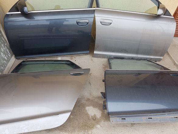 Врата/врати/багажник/огледало/оборудване Ауди Audi A6 4F комби