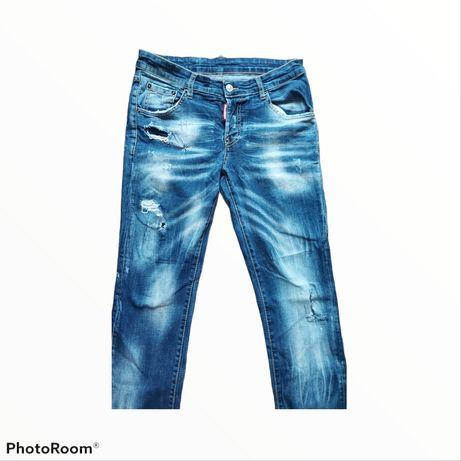 Dsquared Оригинални мъжки дънки Размер-44