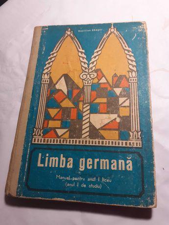 Manual de limba germană cl a IXa ( anul I de studiu), 1975