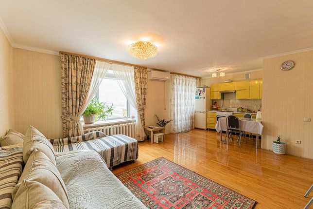 1 комнатная квартира 38 м2,     начало С. Сейфуллина
