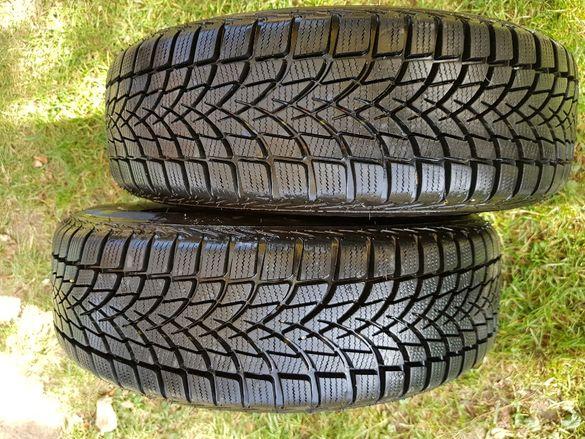 Продавам зимни гуми с джанти