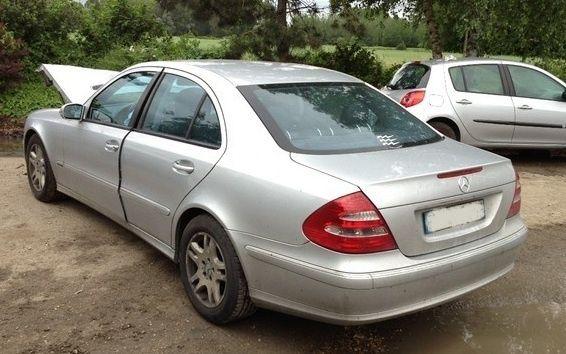 Mercedes w211 E220 , E270 CDI / Мерцедес е Класа НА ЧАСТИ