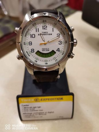 Ceas Timex expedition intaglio