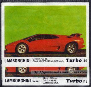 Schimb surprize guma Turbo, anii '80