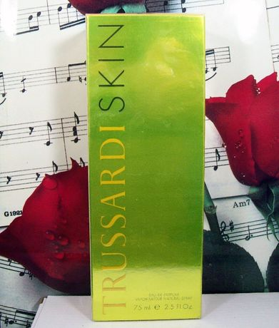 VAND parfum de dama Trussardi SKIN 75ml EDP - ORIGINAL !