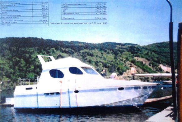 Давам под наем кораб - яхта за офис , живеене или хотел !