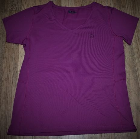 Tricou dama FJALL RAVEN L model nou transport inclus