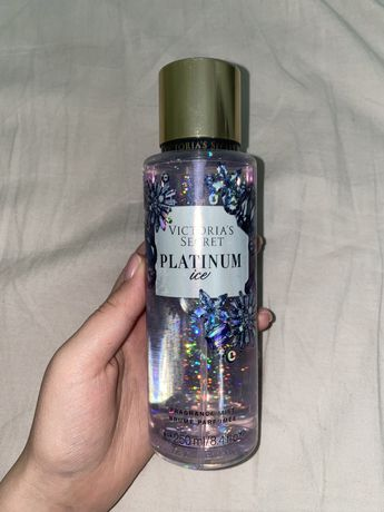 Victoria's Secret мист для тела platinum ice