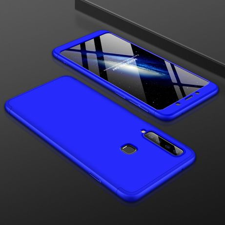 Защита на 360 мат кейс за Samsung Galaxy A9, A7, A10, A50, A70, A80