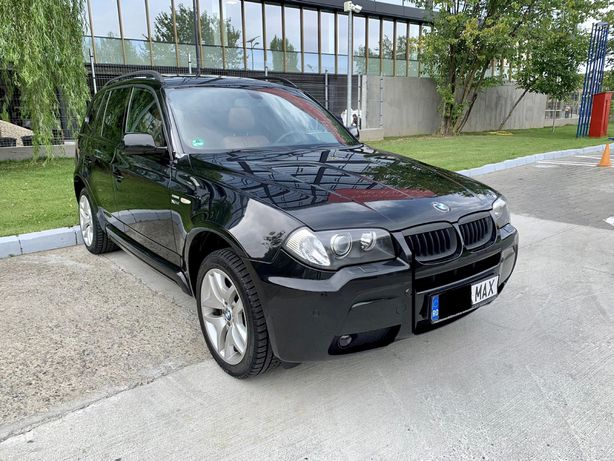Bmw X3 an fab 2007 2.0 diesel Euro 4