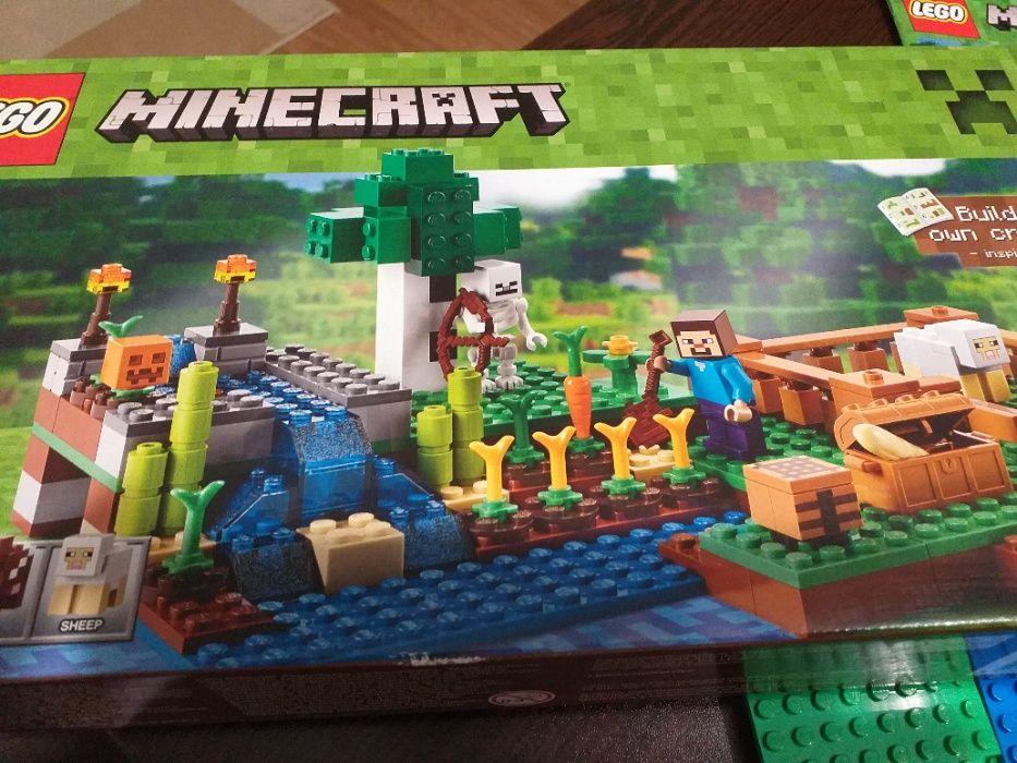 Lego Minecraft Ferma 21114 Bucuresti - imagine 1