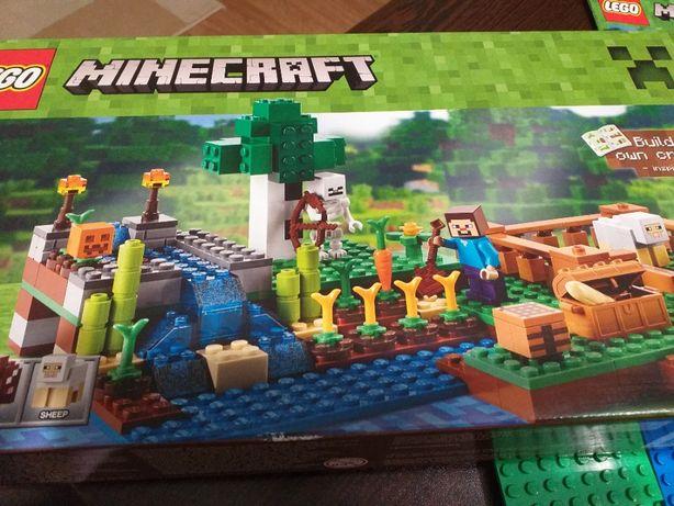 Lego Minecraft Ferma 21114