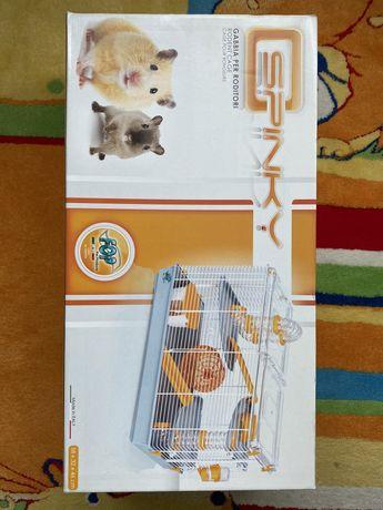 Cusca hamsteri/rozaroare mici