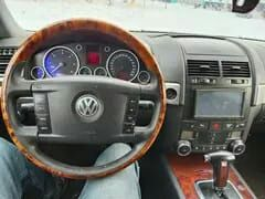 Volkswagen Touareg 2005г.в.Акпп,К.З.Учёт.,Обмен на ГАЗель Фермер,Next.