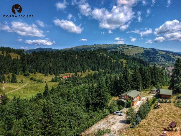Cabana Escape-Tichete vacanta Bucovina Vatra Dornei Munte Gratar