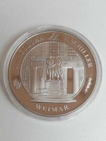 Сребърен медал Weimar