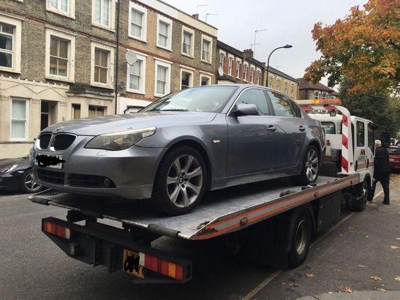 BMW 530D. E60. На части Автоматик. 218кс. 2003г