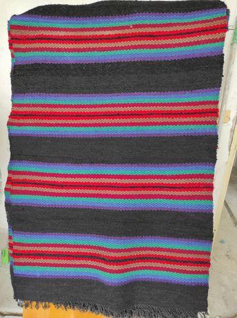 Пътеки ръчно тъкани , вълнени одеяла ,Нови