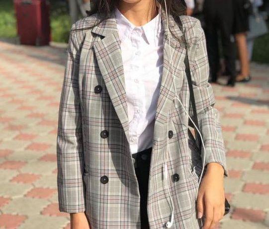 Пиджак женская. Кличатовая