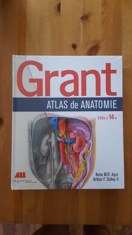 Vand Grant. Atlas de anatomie (Ediția a XIV-a)