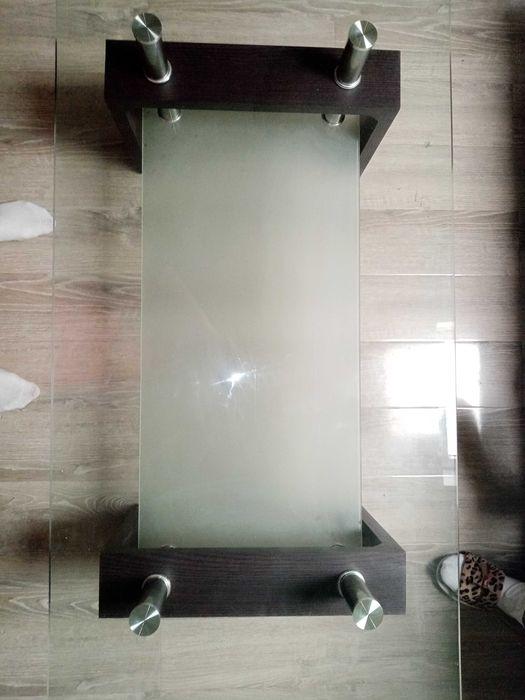 Măsuță din sticlă Dobroesti - imagine 1
