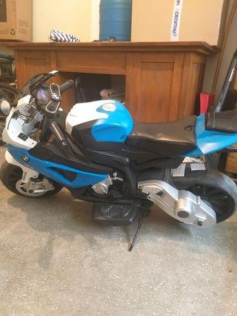 Motocicleta electric