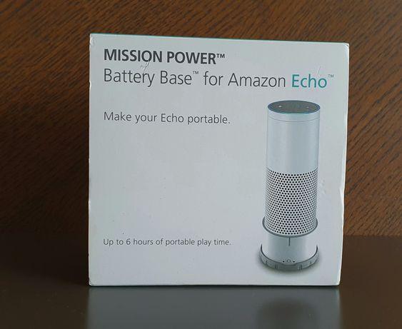 Battery base Amazon Echo Mission power зарядна станция