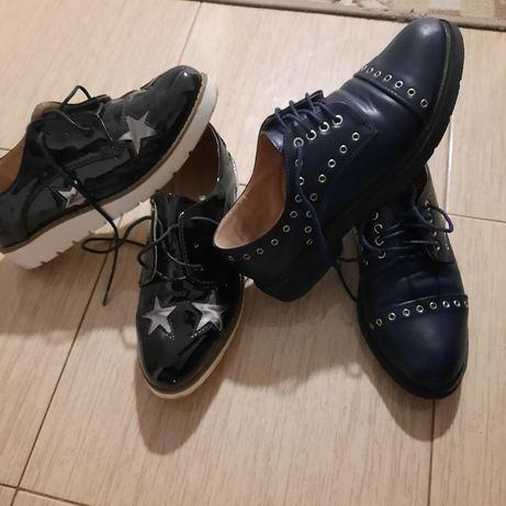 2 Perechi pantofi 39 ca noi!!