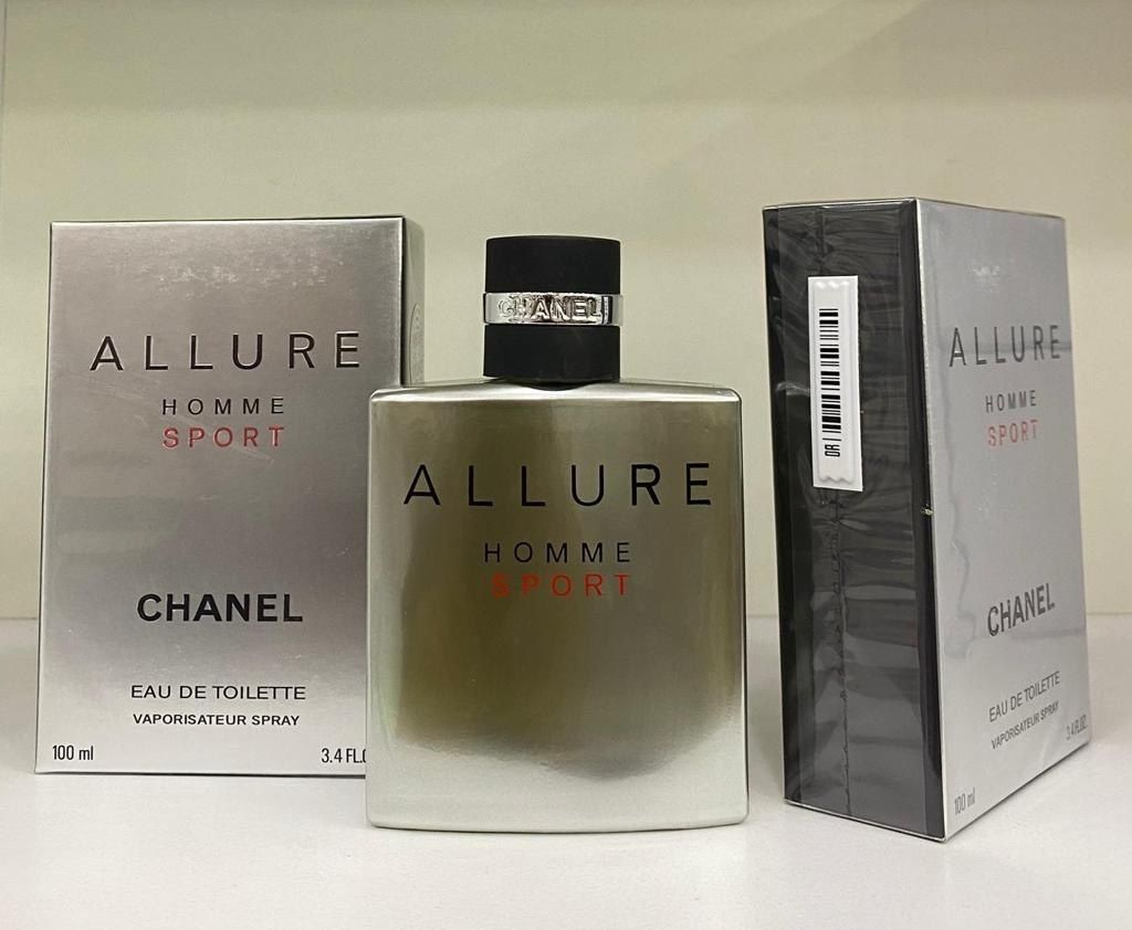 Оригинал ! Chanel Allure Homme Sport EDT 100мл.