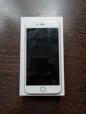 iPhone 6 Plus золотой