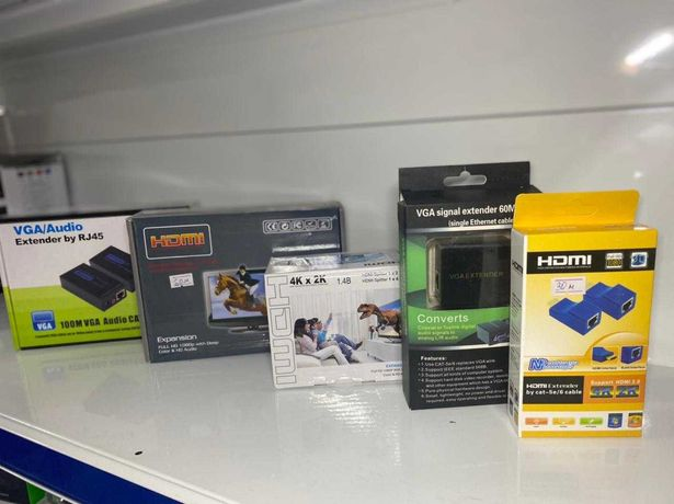 Переходники HDMI,VGA оптом и в розницу