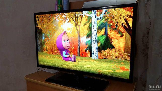 110 см большой телевизор  LG