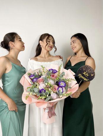 Цветы, доставка цветов Караганда