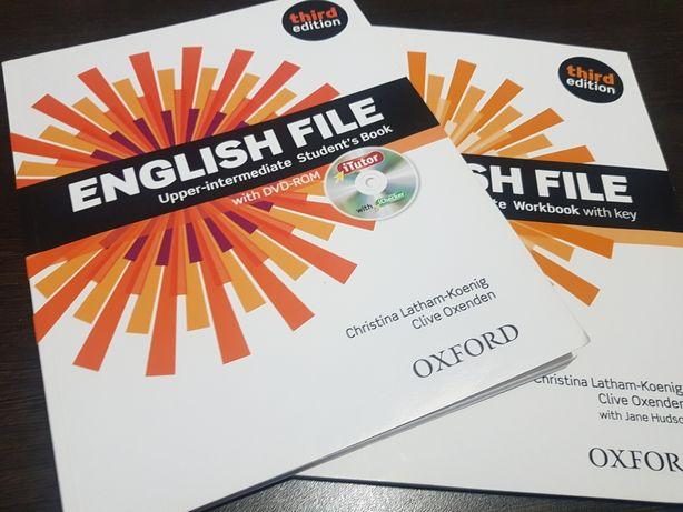 Комплект книг ENGLISH FILE Upper - Intermediate