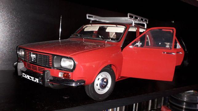 Macheta Dacia 1300 scara 1:8.