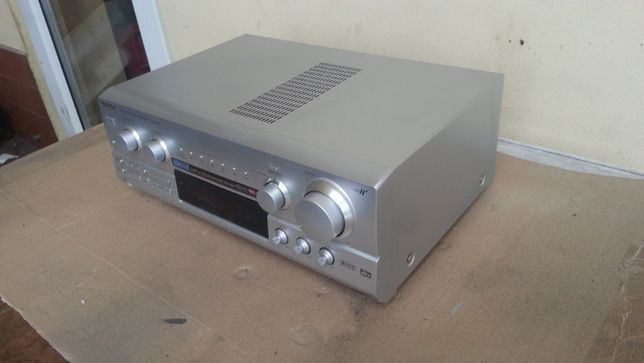 amplituner technics sa dx 940 5x 100w fibra optica ventilator pe spate