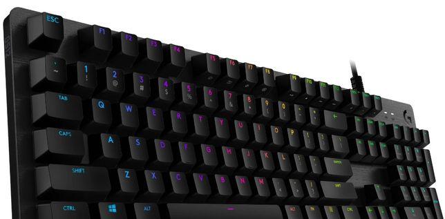Tastatura Mecanica Gaming Logitech G512 Gx Red 920-009370 nou Garantie