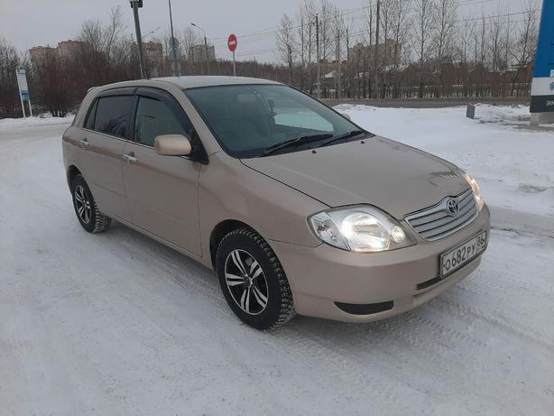 Тойота алекс 1.5