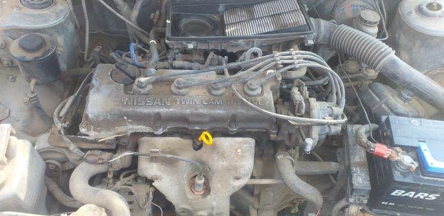 Продам двигатель ниссан 1.6