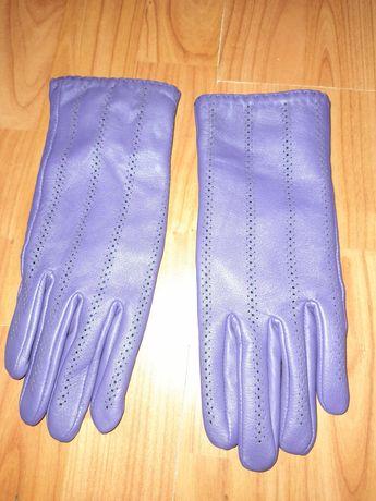 Mănuși piele mar 8