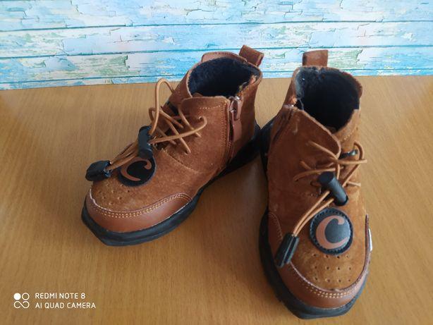 Детская обувь, осень