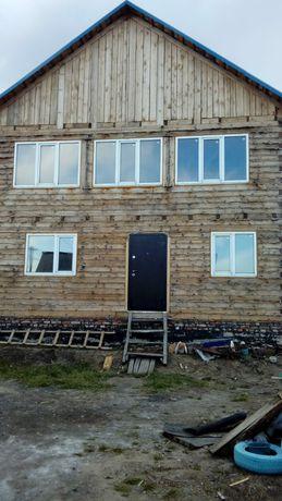 Продам дом в рабочем поселке