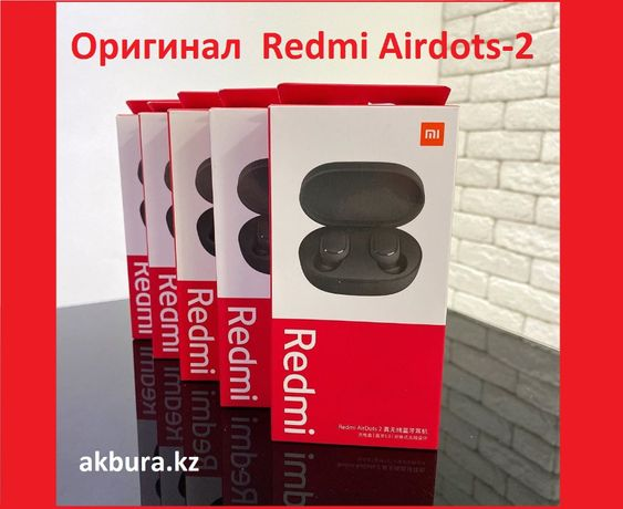 Наушники Xiaomi Redmi AirDots 2 –мечта любого меломана! Редми Айрдотс