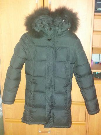 Куртка зима на 11-13лет  в хор.сост. Описание в комментариях.