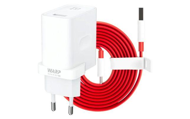 Incarcator WARP Charge 30W6A + Cablu 1.5M 6A - OnePlus 8 Pro 8T 7T Pro